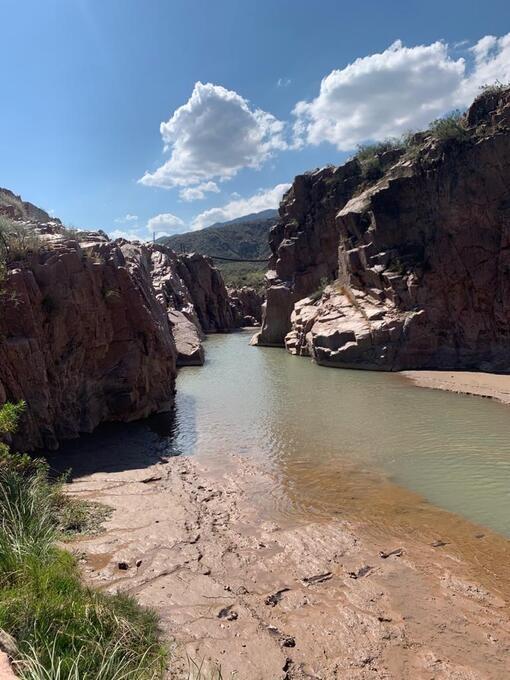 Río Mendoza, Mendoza