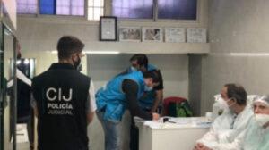 Lee más sobre el artículo Clausuraron una clínica trucha en Almagro: remedios falsos, matrículas apócrifas y cirugías sin autorización